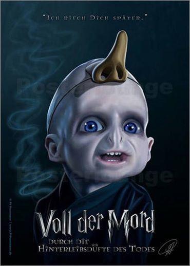 Harry Potter . Voldemord Orgullosamente Slytherin   via Facebook