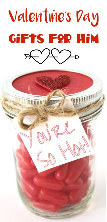 75 Valentine's Day Gifts for Him! {Creative & Romantic Gift Ideas}