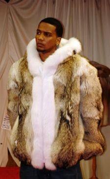 fur coat men - Google Search   Taye 4   Pinterest