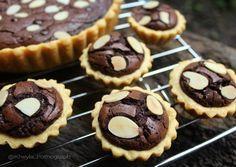 Resep Pie Brownies Simple Oleh Kheyla S Kitchen Resep Makanan Manis Makanan Penutup Mini Makanan