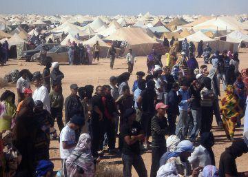 El Polisario Considera Injustificada La Alerta De Atentado Del Gobierno Español Gobierno Estado Democratico Campos De Refugiados