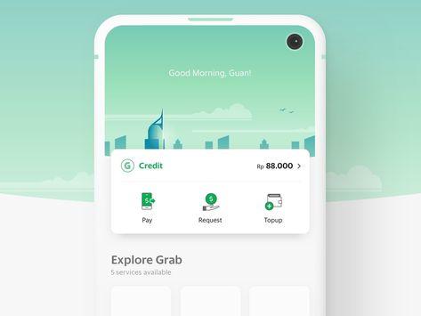 Southeast Asia Everyday App Exploration -  Grab