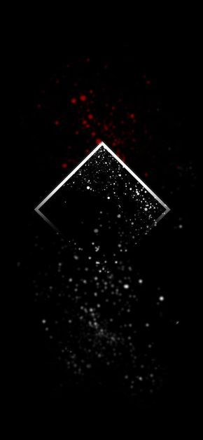 Black And Red Cubes Iphone Wallpaper Red And Black Wallpaper Red Wallpaper Black Wallpaper