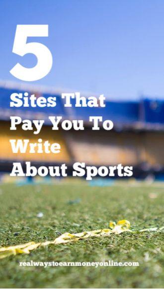 Remote Freelance Sports Writing Jobs