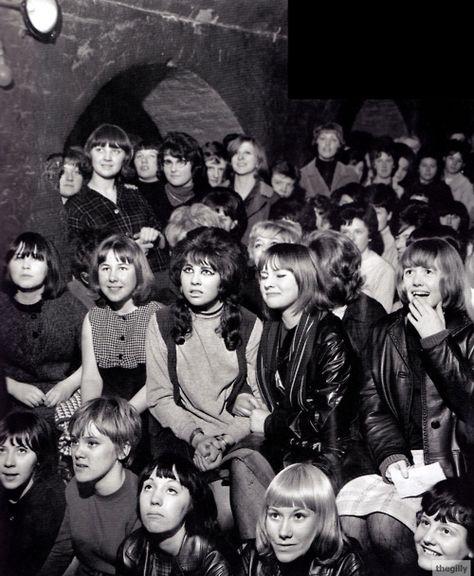 Resultado de imagen de La juventud beat de liverpool de los años 60