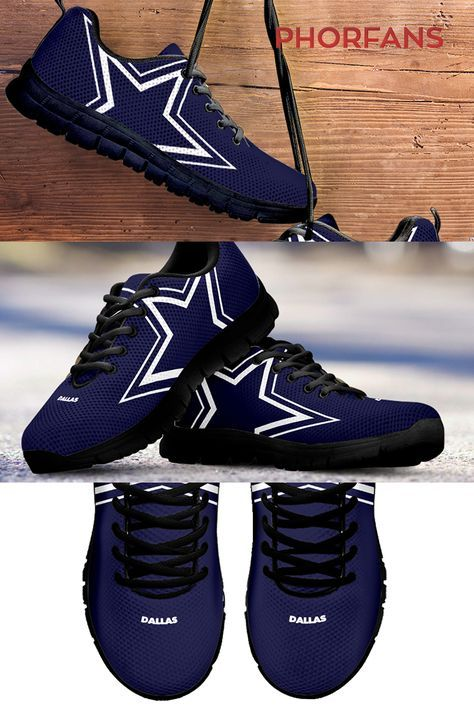 e809e4d0 Dallas Cowboy Shoes | Stuff to buy | Dallas cowboys shoes, Cowboy ...