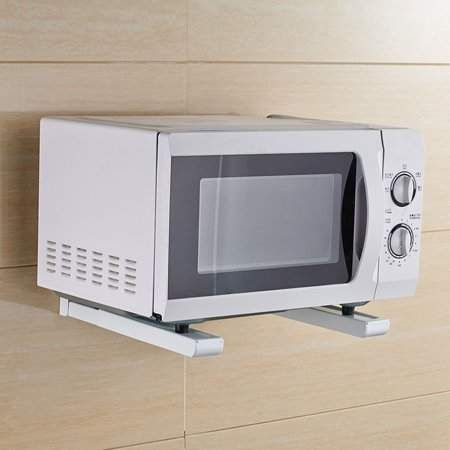 Generic Stainless Steel Microwave Oven Adjustable Wall Mounted