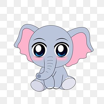 Baby Elephant Vector Elephant Clipart Elephant Elephantvector Png Transparent Clipart Image And Psd File For Free Download Baby Elephant Drawing Baby Elephant Elephant Background
