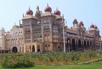 قلعة تيبو سلطان في بنجلور الهند Travel Taj Mahal Landmarks