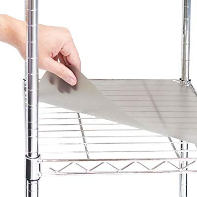 Smoke Gray Shelf Liners
