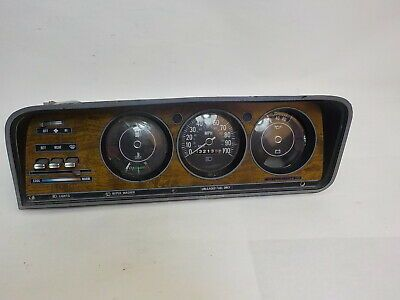 Sponsored Ebay Jeep J20 J10 Fsj Cherokee Oem Speedometer 132 K