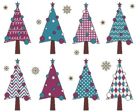 fun and free christmas tree clipart ready for personal and commercial projects christmas trees pinterest tree clipart christmas tree and