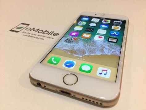 Apple Iphone 6s 32gb Gold Iphone Apple Iphone Apple