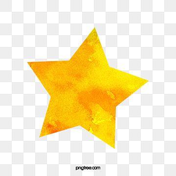 Material De Vetor De Estrela De Cinco Pontas Pintado A Mao Estrela De Cinco Pontas Estrela Amarelo Imagem Png E Psd Para Download Gratuito Drawing Stars Five Pointed Star Hand Painted