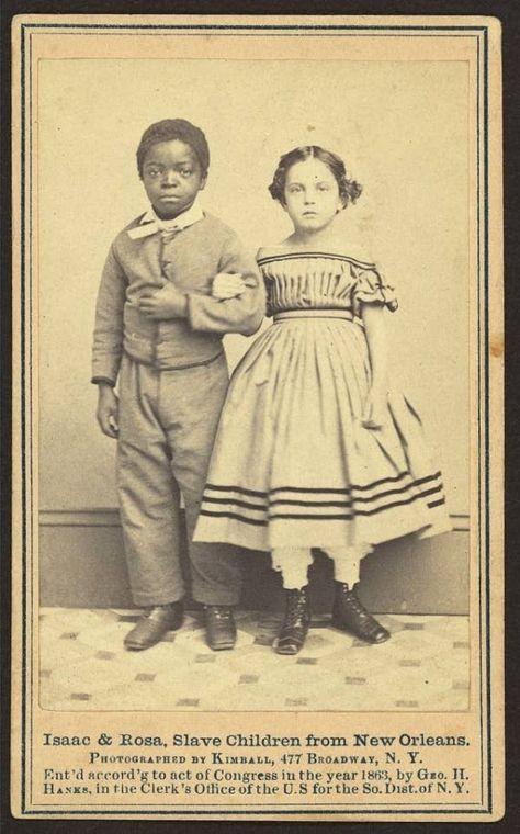 "Photo of Historic Photographs Of ""White"" Slaves"