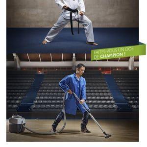Campagne Des Troubles Musculo Squelettique Avec La Compagnie D Assurance Mgen Gym Equipment Tms Treadmill