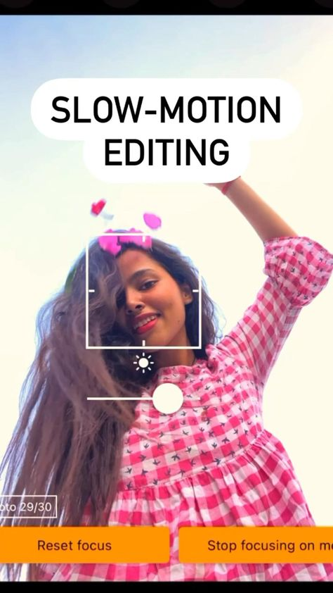 iPhone Style Slow motion video editing tutorial