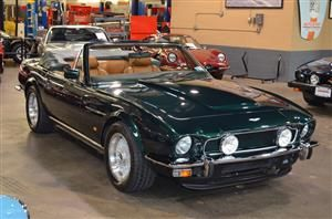 Classic 1980 Aston Martin V8 Volante Prince Of Wales E For Sale Classic Sports Car Ref New York Classic Cars Aston Martin Classic Car Magazine