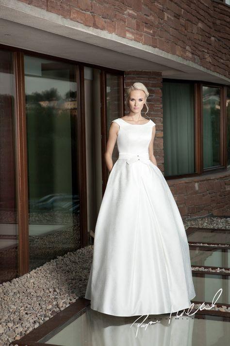 Kolekcja Papa Michel 2017 Moja Suknia ślubna Salon Sukni