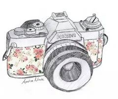 Dessin Appareil Photo Vintage Dessin Appareil Photo Photo
