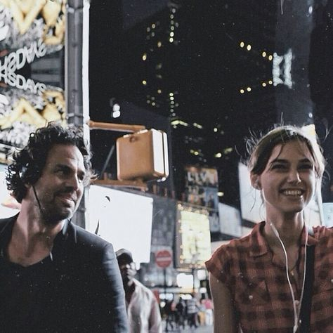 Because music is the point, you can't know until you watch it. This is my favorite scene from #beginagain Sharing music and dancing together :)