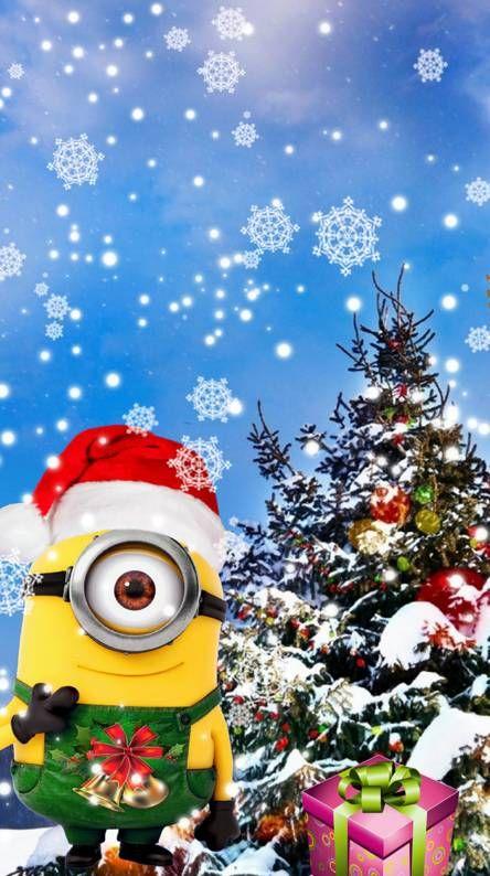 Minion Christmas Minion Christmas Christmas Ringtones Christmas Wallpaper