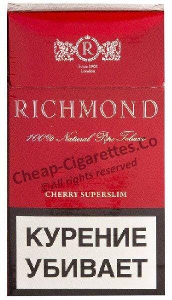сигареты 1903 ричмонд купить