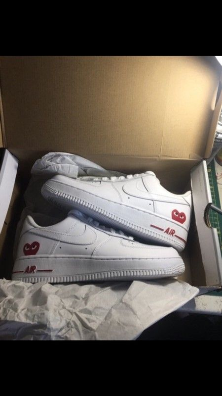 Nike Air Force Colours Vinted