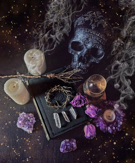 What do you draw inspiration from? What inspires you? Witch Wallpaper, Cristal Art, Witch Room, Yennefer Of Vengerberg, Modern Witch, Witch Art, Witch Aesthetic, Book Of Shadows, Coven