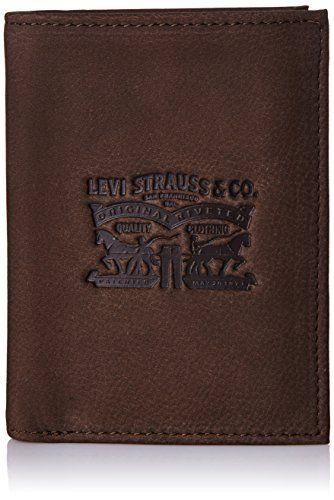 BOSTANTEN Portefeuilles en Cuir Hommes//Femmes Longue Carte Poche Porte-Monnaie Wallet Embrayage Grande Vintage Gris