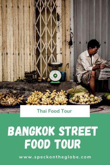 Culinary Chariots A Bangkok Street Food Tour Speck On The Globe Food Tours Street Food Bangkok Food