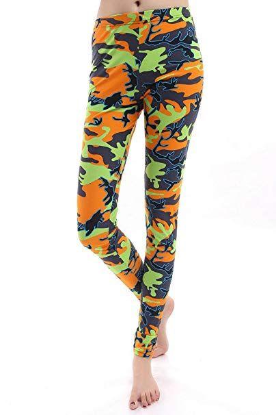 abdb32066 Amazon.com: Surfing Leggings Women UPF 50+ Swim Tights - Sun Protective  Swimwear: Clothing