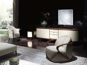 Hug Lounge Chair Giorgetti Italian Furniture Italian Furniture