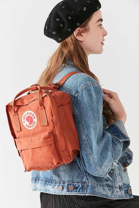 Slide View: 1: Fjallraven Kanken Mini Backpack