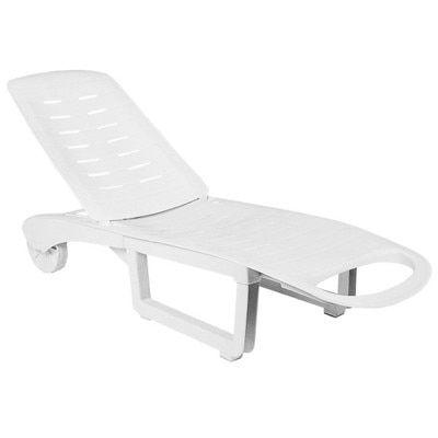 Sundance Sunlounger Set Of 2 In 2020 White Patio Furniture