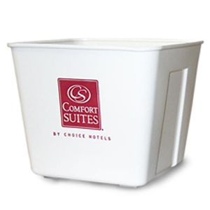 Comfort Suites Logo 3 Qt Square Ice Buckets These 3 Quart Logo