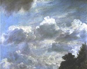 Cloud Study John Constable Peinture Ciel Peinture Paysage