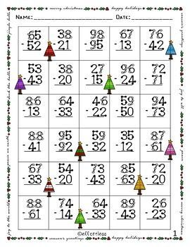 Pin By D Srilaxmi On Touch Math Touch Math Christmas Math Worksheets Touch Math Worksheets