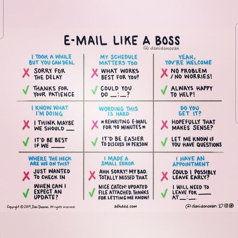 How to Write E-mails Like a Boss and Sound More Professional