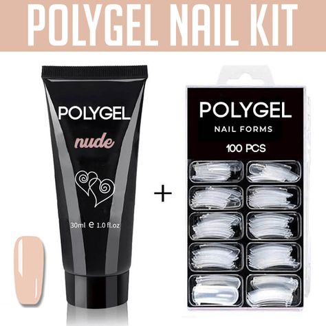 NOT an acrylic, NOT a hard gel, PolyGel Nail Kit combines the best of both in a revolutionary all-in-one system that's undeniably better! Years in development and extensively salon tested; users agree that it delivers strong, flexible, feather light nails, that are odorless and with no airborne dust. It delivers gravity-defying performance for astonishingly easy, chase-free applications. The unique putty-like viscosity ensures smooth, flawless nails and even color. FEATURES: LIGHTSalon clients w
