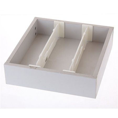 Ybmhome Adjustable Grid Drawer Dividers Separators For Kitchen Bathroom Bedroom Dresser Utility Drawer Home Storage And Organization 2179b Adjustable Drawer Di Drawer Dividers Small Bathroom Storage Home Storage Organization