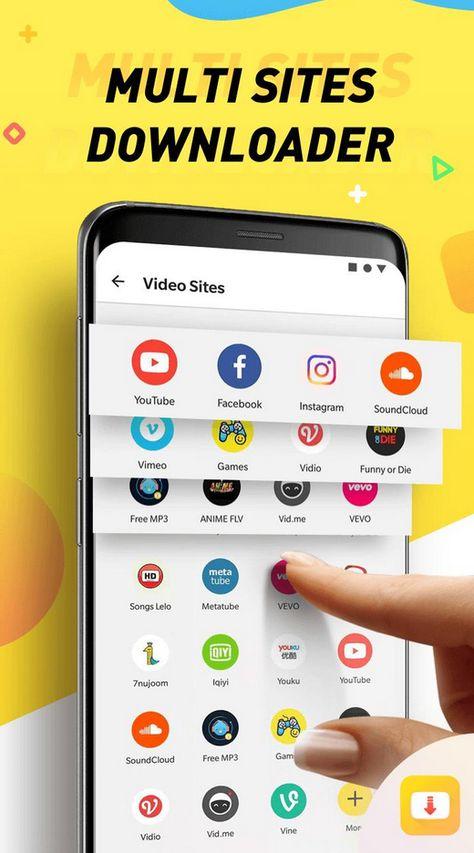 Descargar Snaptube Premium Android Apk 2019 Formatos De Video Telefono Android Android