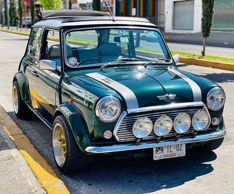 270 Mini Ideas In 2021 Mini Classic Mini Mini Cooper