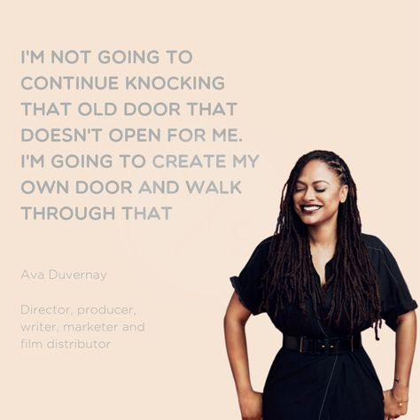 Today we want to wish Ava Duvernay (@Ava) a happy birthday!   Your impact on the film and TV industry has been groundbreaking, and we look forward to experiencing what you have in store for us in the future.  #AvaDuvernay #HappyBirthday #QueenSugar #WhenTheySeeUs #NourishSoul
