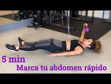 como marcar abdomen mujer rapido