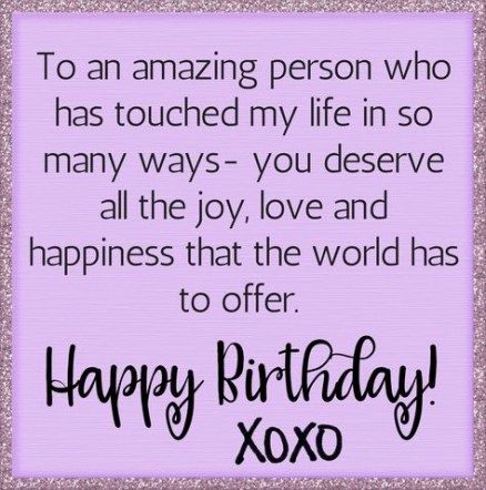 47 New Ideas Birthday Message For Friend Sweets Happy Birthday