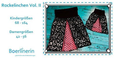 "Faltenrock ""Rockelinchen Vol. 2"""