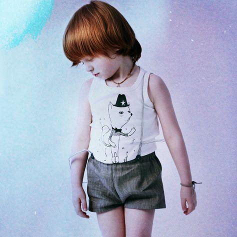 Magic Kids D/ébardeur Fille