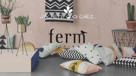 Jqc 1 J Achete Quoi Chez Ferm Living Ferm Living