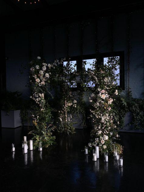 Location: 501 Union @501union, Florist @budsofbrooklyn #weddings #greenery #brooklynwedding #brooklyn #brooklynflorist #flowers #bride #greenery #theknot #nature #nycweddings #nycwedding #theboweryhotel #nycwedding #greenerygarland #chuppah #501unionwedding